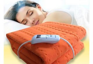 Elektrikli Battaniye Nasıl Temizlenir?