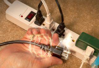 Elektrik Akımının İnsan Vücuduna Etkileri