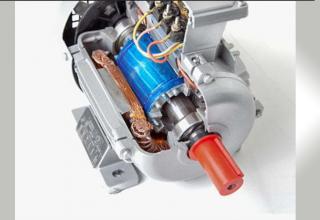 İndüksiyon Motorları (AC, Asenkron Motorlar) Nasıl Çalışır?