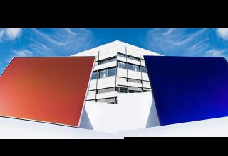 Dekoratif Solar Panel(Güneş Paneli)