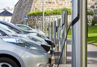 Elektrikli Şarj Cihazı ve Elektrikli Araçların Yıldırım Koruması
